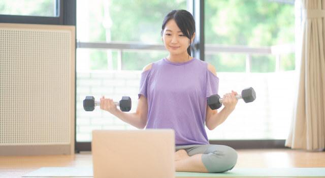 筋トレで家でできる体を動かす趣味・習い事